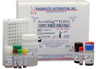 HIV 1,2 Ab/Ag ELISA kit